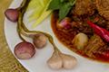 พะแนงเนื้อ และ ไก่ผะแนง จากตำราอาหารที่เก่าสุดในสยาม ; Beef Phanaeng Curry and Ancient Grilled Phanaeng Chicken Curry