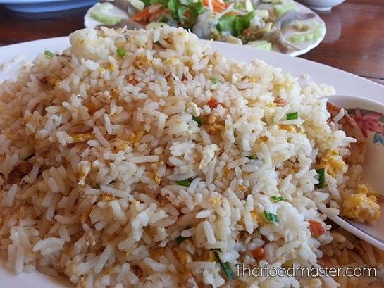 The Perfect Crab Fried Rice (ข้าวผัดปู ; khaao phat bpuu)
