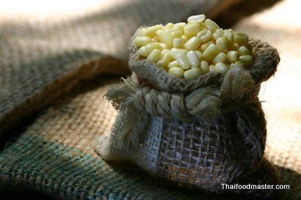 Golden Beans or Dehusked Mung Bean