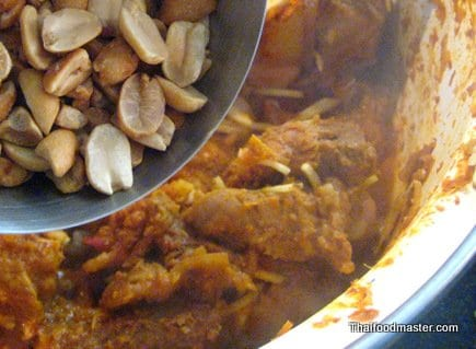 Northern Style Hang Lay Curry Recipe - แกงฮังเลหมู