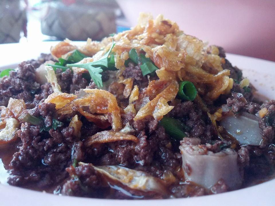 Laap Muang (ลาบเมือง)