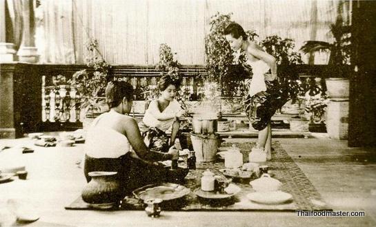 กลุ่มเจ้าจอมก๊กออ ปี 1898