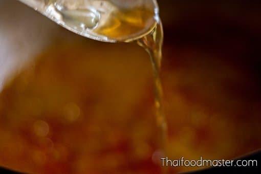 Beef Phanaeng Curry - พะแนงเนื้อ