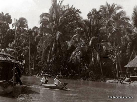 Thonburi c1900 ธนบุรี พ.ศ.๒๔๔๓