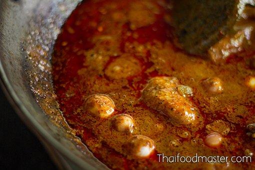 Massaman Curry - แกงมัสมั่น