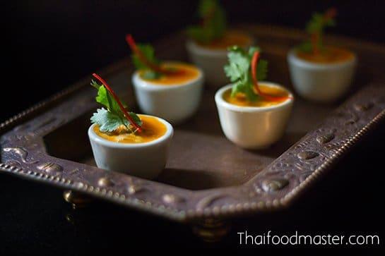 Fat Horse - A Thai appetizer with an amusing name: (ม้าอ้วน ; maa uaan)