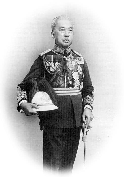 Prince Damrong Rajanubhab