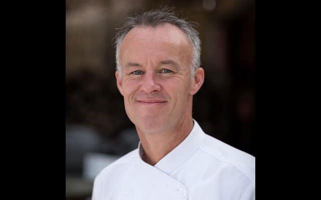 Chef Jeremy Simeon