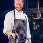 Chef Chandler Schultz Head Chef at Le Cochon Blanc, Bangkok