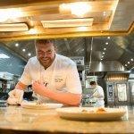 Chef Harry Faddy, Head Chef Aquavit London, Michelin Star Nordic Restaurant