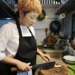 Miho Kimura, Chef/Owner Oishimi Lab, Tokyo, Japan