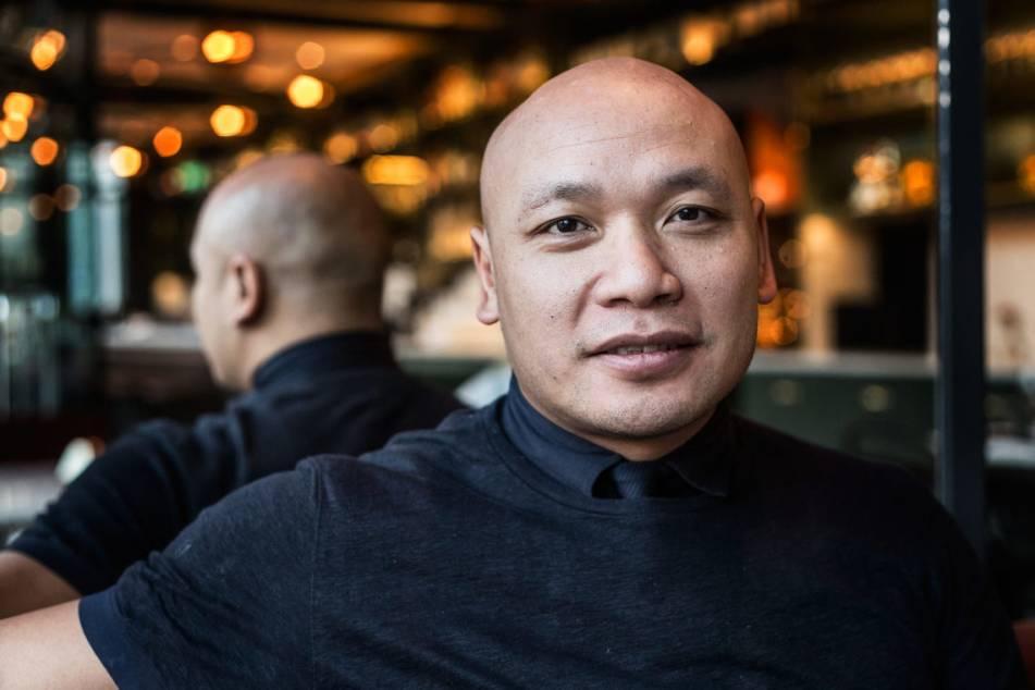 Chef Sayan Isaksson