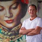 Will Meyrick (The Original #Streetfoodchef. Founder Of:  Sarong, Mama San, Hujan Locale, Tiger Palm & Som Chai In  Bali, Mama San In Hong Kong  & Mama San In Kuala Lumpur)